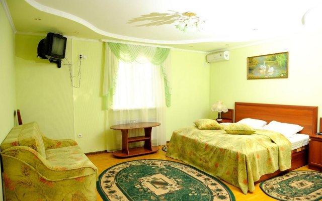 Kseniya Hotel Vrublivtsi комната для гостей