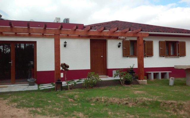 Отель Casal do Vale da Palha вид на фасад