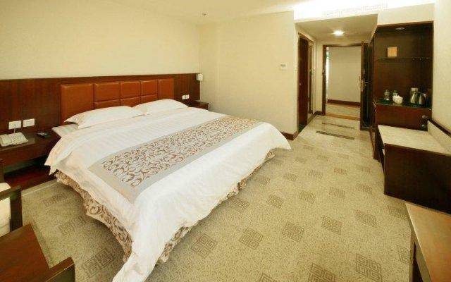 Отель XINYULONG Китай, Сямынь - отзывы, цены и фото номеров - забронировать отель XINYULONG онлайн комната для гостей