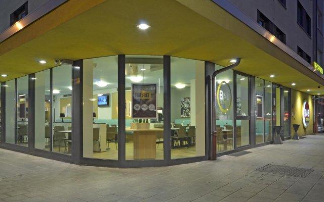 B&B Hotel Nurnberg-City