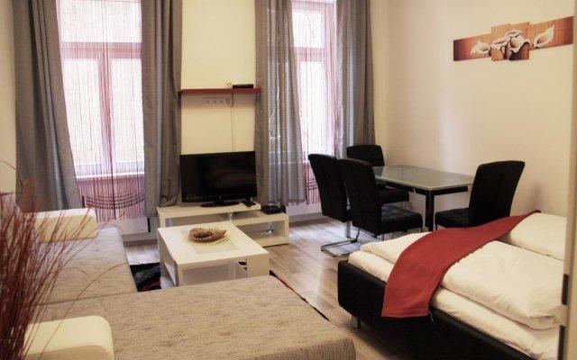 Отель Vienna Star Apartments Romergasse Австрия, Вена - отзывы, цены и фото номеров - забронировать отель Vienna Star Apartments Romergasse онлайн комната для гостей