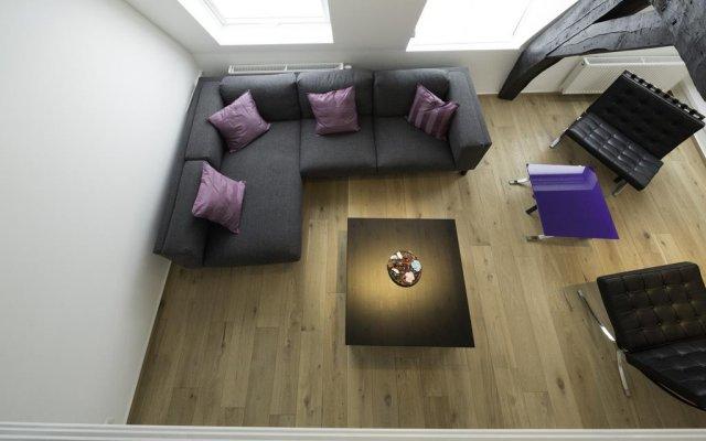Апартаменты Apartments Chapeliers / Grand-Place комната для гостей
