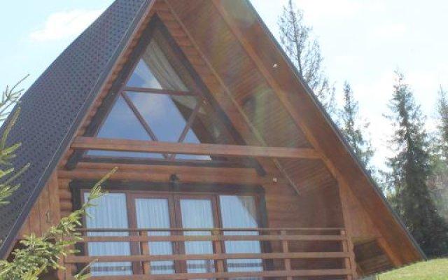 Гостиница Oryavchik Country House вид на фасад