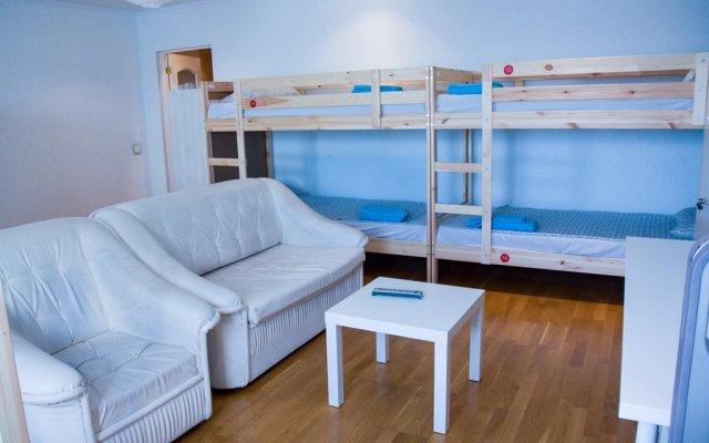 Гостиница Like комната для гостей