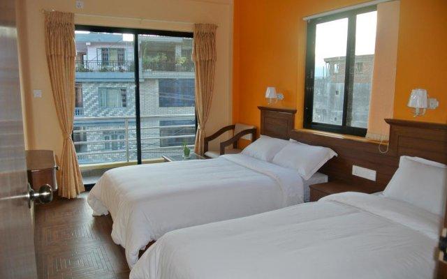 Отель Eleven Inn Непал, Покхара - отзывы, цены и фото номеров - забронировать отель Eleven Inn онлайн комната для гостей