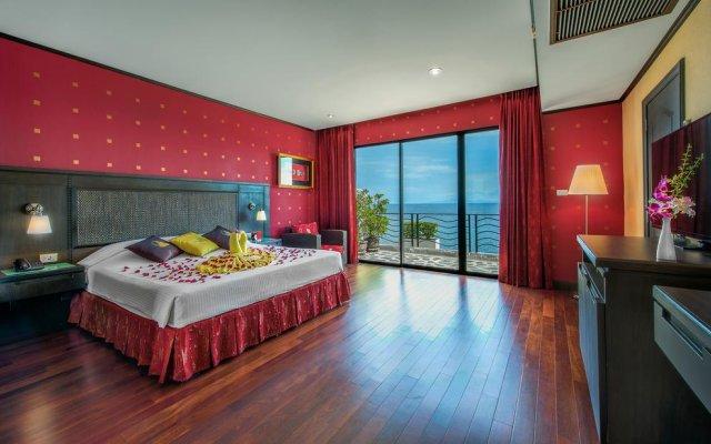Отель Jamahkiri Resort & Spa комната для гостей