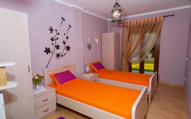 Отель Villa Pefkohori Греция, Пефкохори - отзывы, цены и фото номеров - забронировать отель Villa Pefkohori онлайн комната для гостей