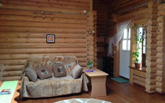 Отель Domik Na Berezovoy 6 Санкт-Петербург комната для гостей