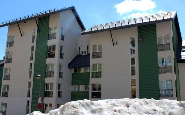 Отель Apartamentos Tratewo вид на фасад