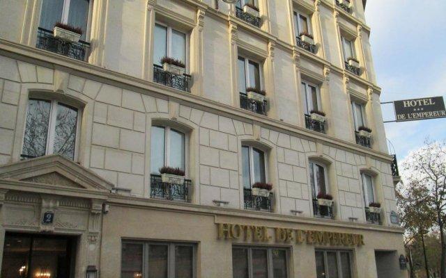 Отель Empereur Франция, Париж - 1 отзыв об отеле, цены и фото номеров - забронировать отель Empereur онлайн вид на фасад