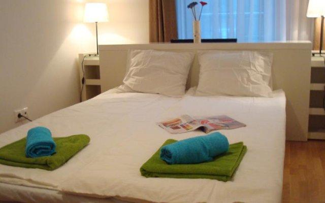 Апартаменты Style Apartments Будапешт комната для гостей