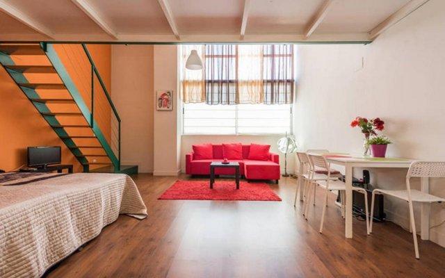 Отель Village Tovar - Herrera Oria комната для гостей
