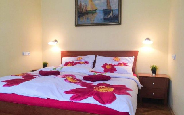 Апартаменты Bilkova Apartments комната для гостей