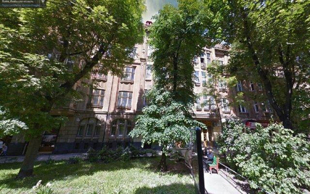 Гостиница Appartment Arkadiya Levytskoho вид на фасад