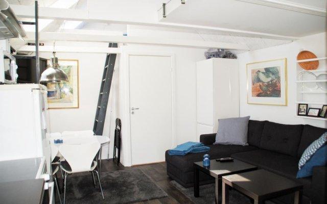 Отель Aarhus bugtens Perle Дания, Орхус - отзывы, цены и фото номеров - забронировать отель Aarhus bugtens Perle онлайн комната для гостей