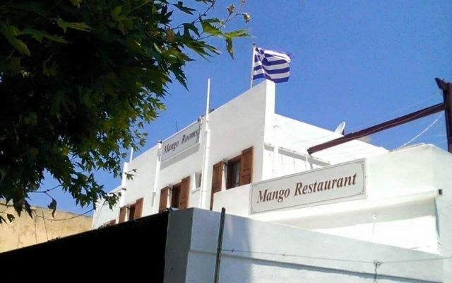 Отель Mango Rooms вид на фасад
