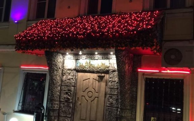 Гостиница Грибоедов вид на фасад