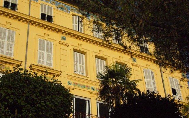 Отель Villa Vermorel вид на фасад
