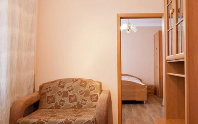 Апартаменты Fortline Apartments Smolenskaya комната для гостей