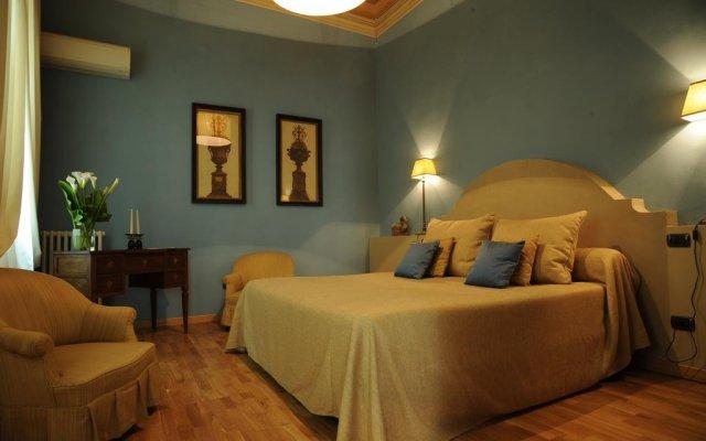Отель Residenza D'Epoca Palazzo Galletti комната для гостей