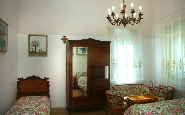 Отель B&B Villa Pallante Бари комната для гостей