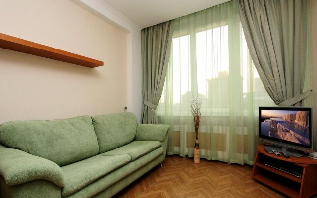 Апартаменты ApartLux Улучшенные Апартаменты Новоарбатская 2 комната для гостей