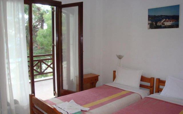Отель Para Thin Alos Греция, Ситония - отзывы, цены и фото номеров - забронировать отель Para Thin Alos онлайн комната для гостей
