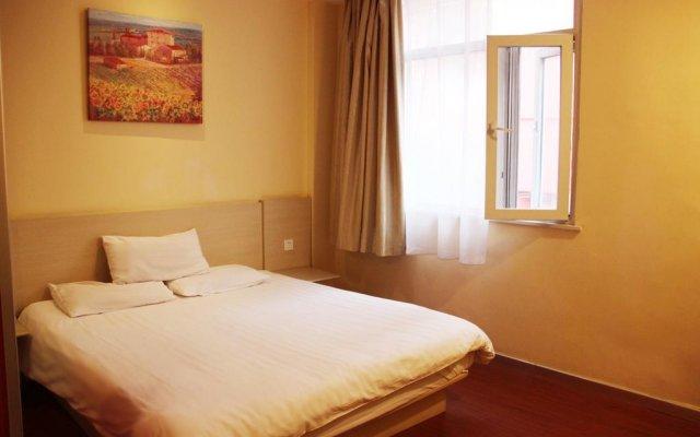 Отель Hanting Express Zhongshan Xiaolan Jucheng Avenue комната для гостей
