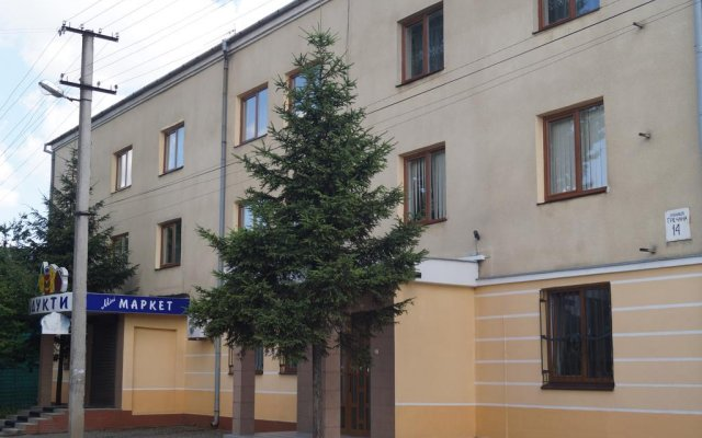 Vira Hostel вид на фасад