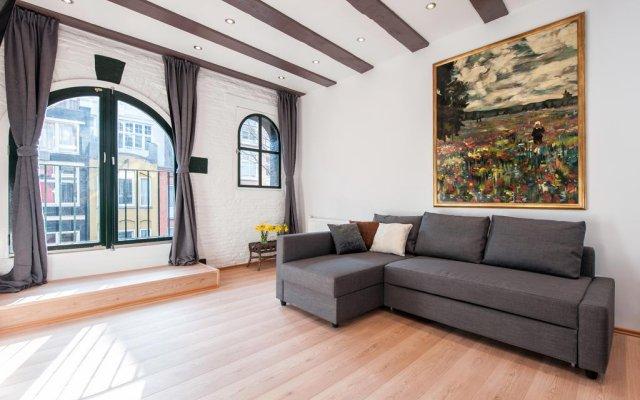 Отель Rio's Bed and Breakfast Amsterdam комната для гостей