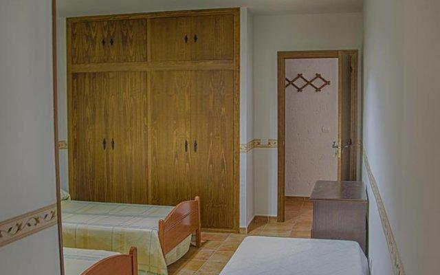 Отель Casa Rural Sierra Madrona комната для гостей