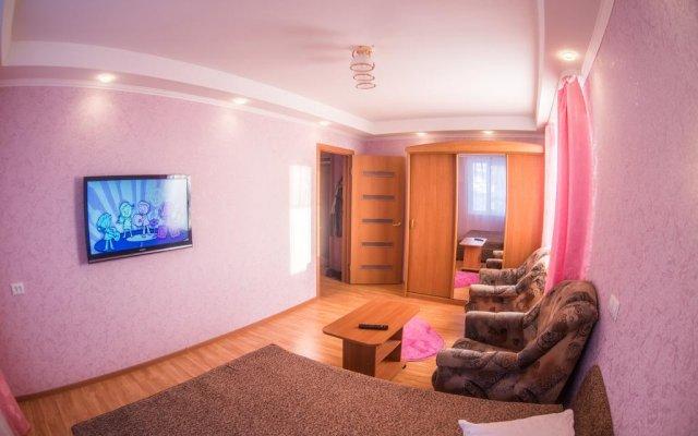 Апартаменты Murmansk Apartments Мурманск комната для гостей