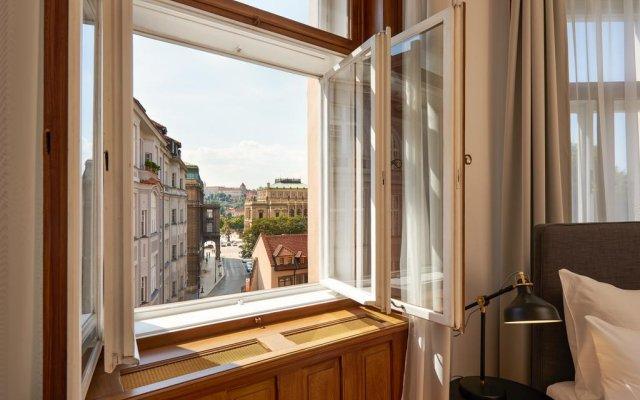 Отель Zatecka N°14 Чехия, Прага - отзывы, цены и фото номеров - забронировать отель Zatecka N°14 онлайн комната для гостей