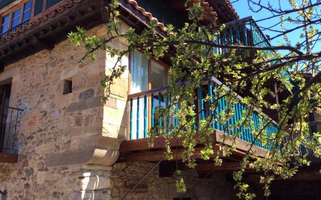 Отель Apartamentos Alquitara вид на фасад