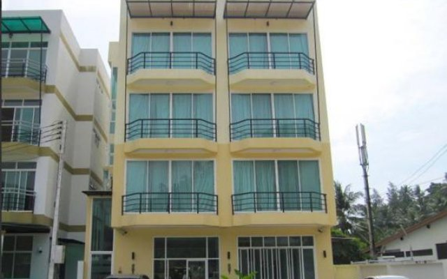 Отель Nicha Residence вид на фасад