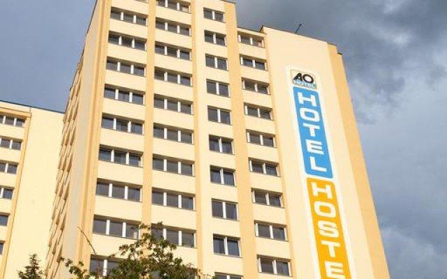 Отель a&o Prag Metro Strizkov вид на фасад