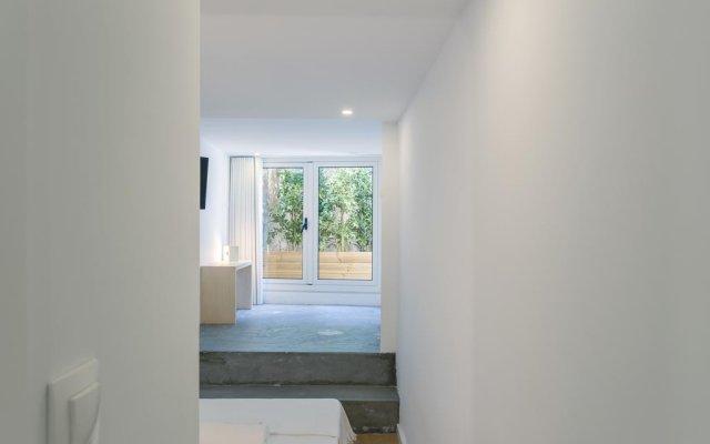 Отель Oporto City Flats Cimo de Vila B&B Порту комната для гостей