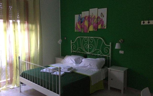 Отель Villa Anna B&B Аренелла комната для гостей