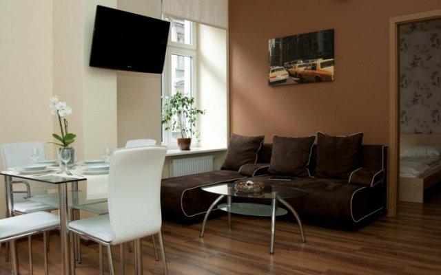 Отель Apartameny Biuro Serwis Польша, Познань - отзывы, цены и фото номеров - забронировать отель Apartameny Biuro Serwis онлайн комната для гостей