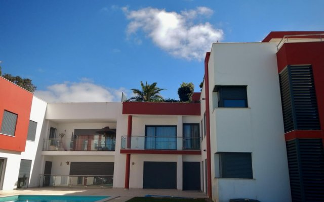 Апартаменты Bica, luxury apartments in Baleal вид на фасад