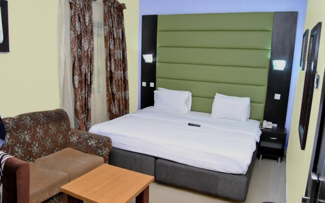 Green House Hotel And Suite комната для гостей