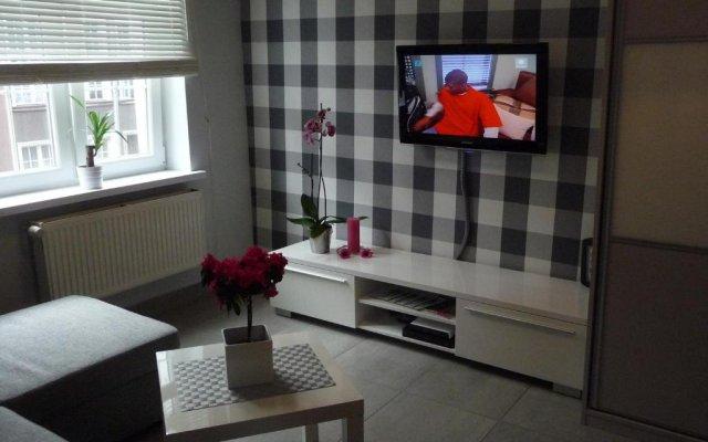 Отель Gdański Apartament комната для гостей