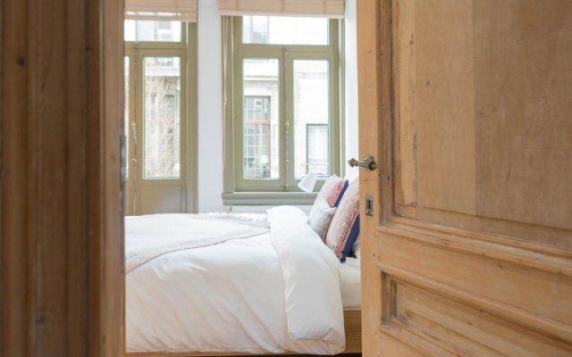 Отель B&B The Bohemian комната для гостей