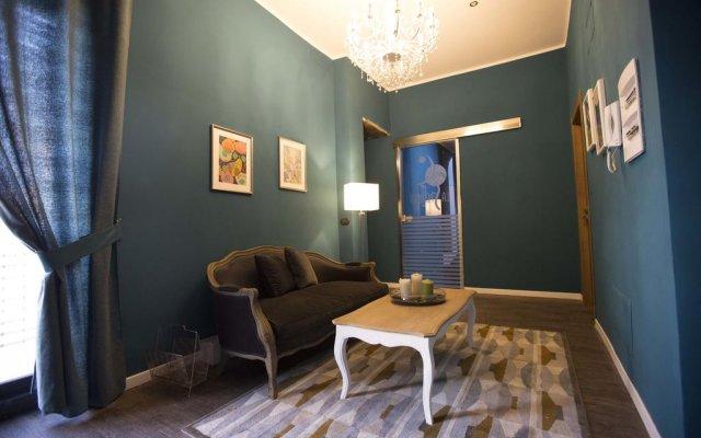 Отель Luxury B&b La Spelunca Капуя комната для гостей