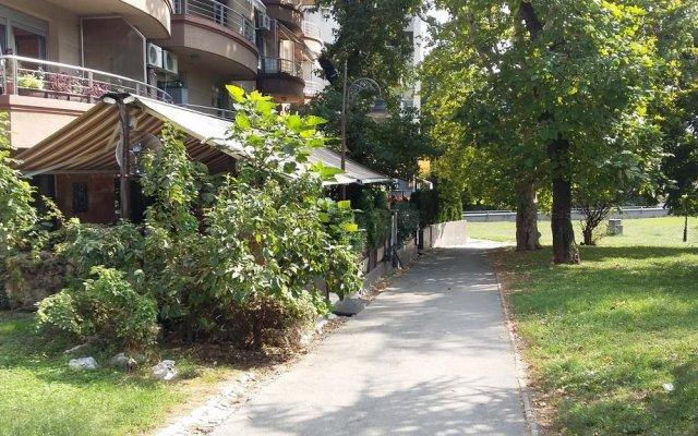 Отель Brigada Сербия, Белград - отзывы, цены и фото номеров - забронировать отель Brigada онлайн