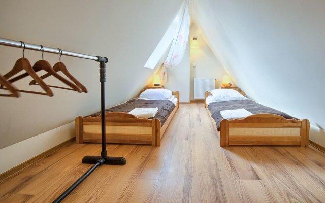 Отель VISITzakopane Sun Apartaments Закопане комната для гостей