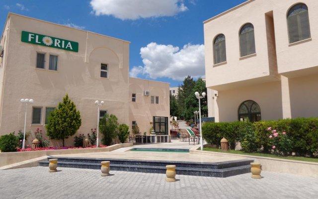 Floria Hotel Турция, Ургуп - отзывы, цены и фото номеров - забронировать отель Floria Hotel онлайн вид на фасад
