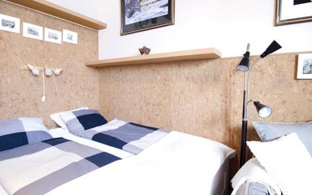Апартаменты Dream Homes Studio Bem Будапешт комната для гостей