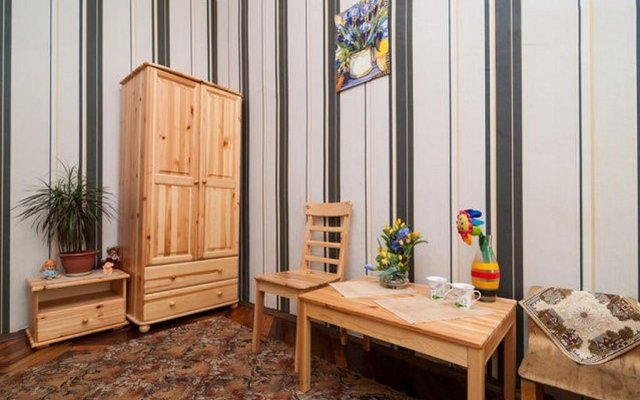 Гостиница Bed Madame Gritsatsuyeva комната для гостей