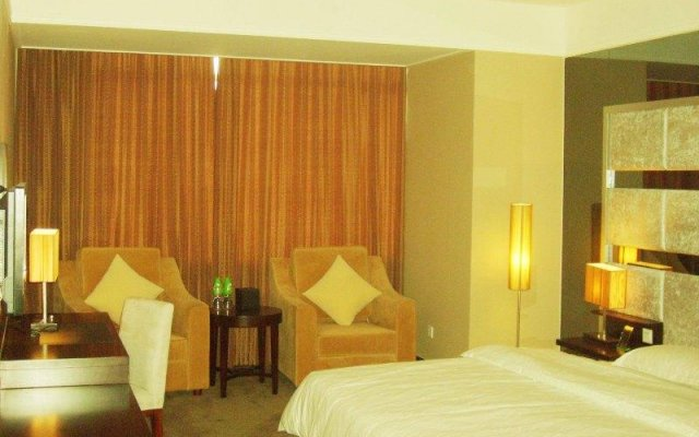 Golden Island Hotel комната для гостей